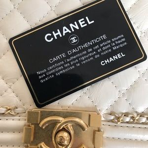 CHANEL Bags - CHANEL Boy Bag
